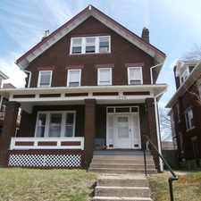 Rental info for 1754 N 4th St