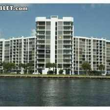 Rental info for $2395 2 bedroom Apartment in Hallandale Beach in the Hallandale Beach area