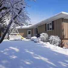 Rental info for Single Family Home Home in Faribault for For Sale By Owner