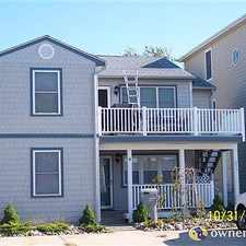 Rental info for Townhouse/Condo Home in Brigantine for For Sale By Owner