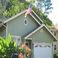 Rental info for Single Family Home Home in Mililani for For Sale By Owner