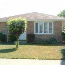 Rental info for Single Family Home Home in Alsip for For Sale By Owner in the 60803 area