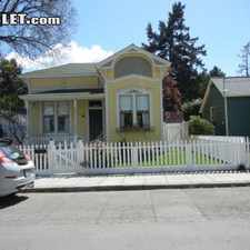 Rental info for Three Bedroom In Napa County