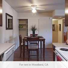 Rental info for The Best of the Best in the City of Woodland! Save Big. Pet OK!