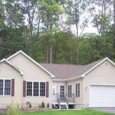 Rental info for Single Family Home Home in Barkhamsted for For Sale By Owner
