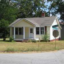Rental info for This is a quaint cottage in the city of Carrollton. Pet OK!