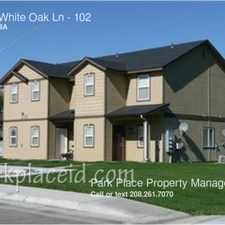 Rental info for 35 S White Oak Ln