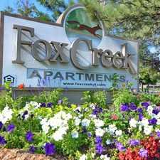 Rental info for Fox Creek Apartments