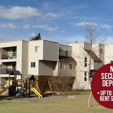 Rental info for Cedar Ridge Apartments in the Calgary area
