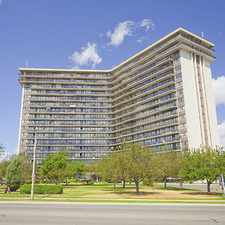 Rental info for Applewood Towers Apartments in the Mississauga area