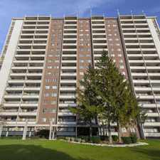 Rental info for Bentley Apartments in the Newtonbrook West area