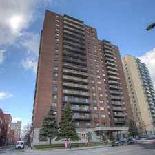 Rental info for The Tadoussac Apartments in the Plateau-Mont-Royal area