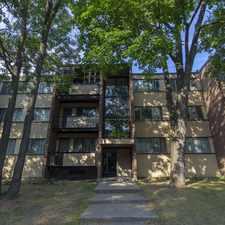 Rental info for Jardin Des Seigneurs Apartments in the Québec area