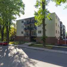 Rental info for Pere-Marquette Apartments in the Québec area