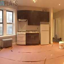 Rental info for W 204th St