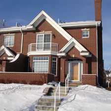 Rental info for Luxury End Unit Townhome with Many Upgrades in Dancing Waters