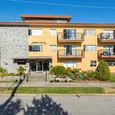 Rental info for Park Villa Apartments