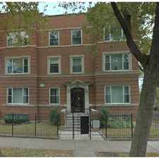 Rental info for 6157 S Evans Apartments in the Chicago area