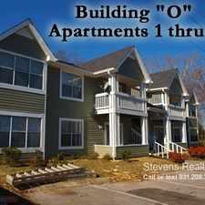 Rental info for 430 Oriole Drive O-05