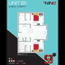Rental info for The Nine