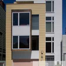 Rental info for 1314 Lyon Street in the Lower Pacific Heights area