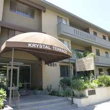 Rental info for Krystal Terrace Apartments in the Los Angeles area