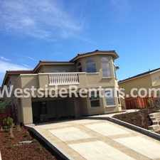 Rental info for This brand new home in Morro Heights