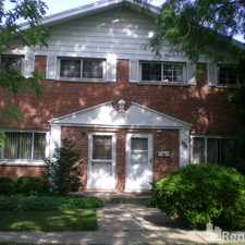 Rental info for Wilmette Townhse - Charming cul-de-sac