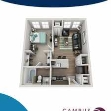 Rental info for Campus Circle Apartments