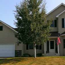 Rental info for Beautiful 3be/3ba Home in MAYER, MN - Available for RENT TO OWN or LEASE PURCHASE!