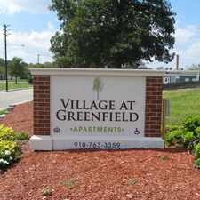 Rental info for Village at Greenfield