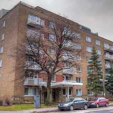 Rental info for Americana Apartments in the Cote-des-Neiges--Notre-Dame-de-Grace area