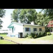 Rental info for Maison bord de leau navigable