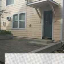 Rental info for 1 bedroom, 1 bath triplex, downstairs unit.
