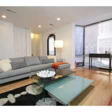Rental info for FURNISHED NEWLY RENOVATED 1900 FT 3BR 2.5BATH RITTENHOUSE SQUARE TOWNHOME!!!!