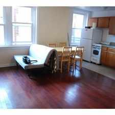Rental info for 3412 Spring Garden Street #A25