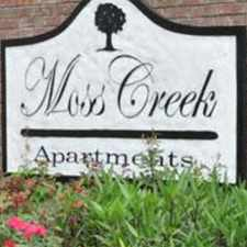 Rental info for Moss Creek Apartments