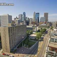 Rental info for $1100 0 bedroom Apartment in Minneapolis Central in the Nicollet Island area