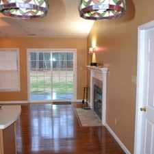 Rental info for Beautiful home in a country like setting, with river access.