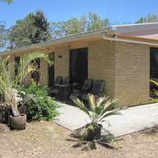 Rental info for RURAL RETREAT ON AND ONLY MINUTES TO CABOOLTURE SHOPPING in the Caboolture area