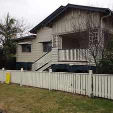 Rental info for Large 4 Bedroom Family Home in the East Toowoomba area