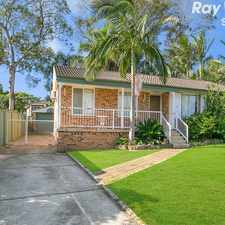 Rental info for DEPOSIT TAKEN OVER ASKING PRICE! BY TROY 0402 692 444 in the Blacktown area