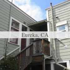 Rental info for Upstairs apartment features 2 bedroom and 1 bathroom.