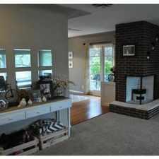 Rental info for Beautiful Three Bedroom Two Bath Home