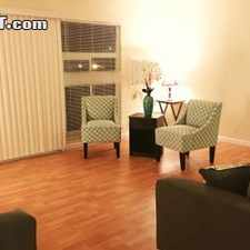 Rental info for Two Bedroom In Stockton in the Stockton area