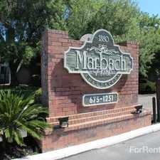 Rental info for Marbach Park