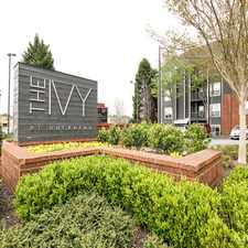 Rental info for The Ivy at Buckhead
