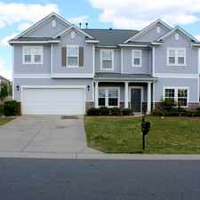 Rental info for Beautiful home in Versage community in Mint Hill 4 bedroom 3 baths