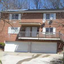 Rental info for 2nd floor 1 bedroom apartment for rent on Third Street just west of Smithville in the Wright View area