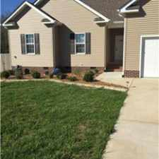 Rental info for Three BR Two BA
